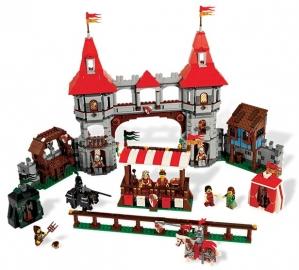 Фото Конструктор LEGO Kingdoms Joust