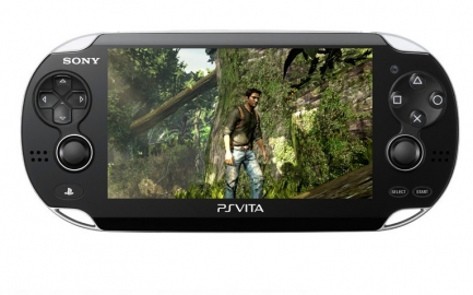 Фото PlayStation Vita 3G Wi-Fi