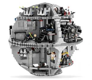 Фото Конструктор LEGO Death Star - Звезда Смерти